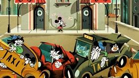 Screenshots from the 2014 Disney Television Animation cartoon Eau De Minnie