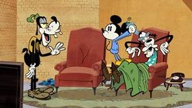 Screenshots from the 2014 Disney Television Animation cartoon Goofy