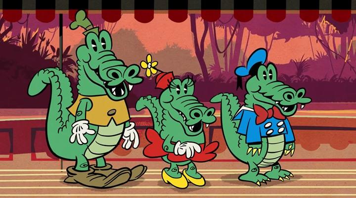 Mickey Monkey (2014) - The Internet Animation Database