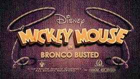 Screenshots from the 2015 Disney Television Animation cartoon Bronco Busted
