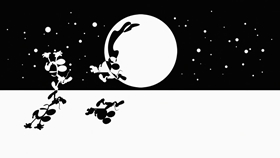 Screenshots from the 2015 Disney Television Animation cartoon Black and White