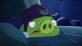 Screenshots from the 2015 Rovio Entertainment cartoon Golditrotters