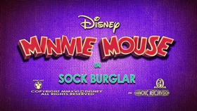 Screenshots from the 2016 Disney Television Animation cartoon Sock Burglar