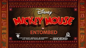 Screenshots from the 2016 Disney Television Animation cartoon Entombed