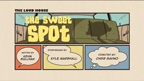 Screenshots from the 2016 Nickelodeon cartoon The Sweet Spot