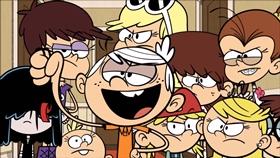 Screenshots from the 2016 Nickelodeon cartoon No Guts, No Glori