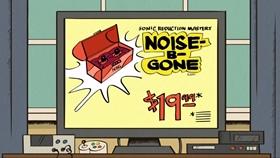 Screenshots from the 2016 Nickelodeon cartoon Sound of Silence