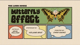Screenshots from the 2016 Nickelodeon cartoon Butterfly Effect