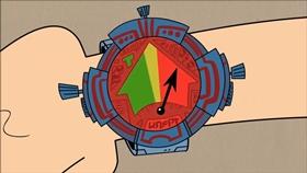 Screenshots from the 2016 Nickelodeon cartoon The Green House