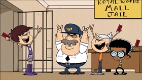 Screenshots from the 2016 Nickelodeon cartoon For Bros About to Rock