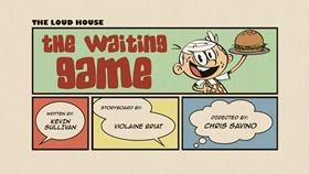 Screenshots from the 2016 Nickelodeon cartoon The Waiting Game