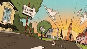 Screenshots from the 2016 Nickelodeon cartoon April Fools Rules