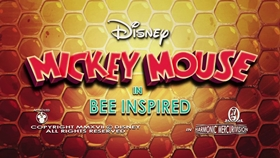 Screenshots from the 2017 Disney Television Animation cartoon Bee Inspired