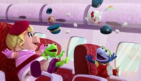Screenshots from the 2018 Odd Bot Animation cartoon Animal Fly Airplane