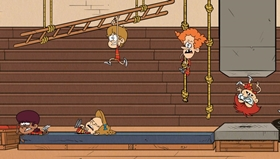 Screenshots from the 2018 Nickelodeon cartoon Teacher