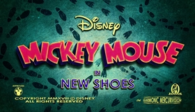 Screenshots from the 2018 Disney Television Animation cartoon New Shoes