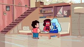Screenshots from the 2018 Cartoon Network Studios cartoon Made of Honor