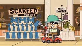 Screenshots from the 2018 Nickelodeon cartoon Crimes of Fashion