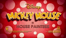 Screenshots from the 2018 Disney Television Animation cartoon House Painters