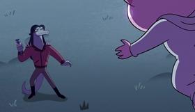 Screenshots from the 2019 Disney Television Animation cartoon Meteora