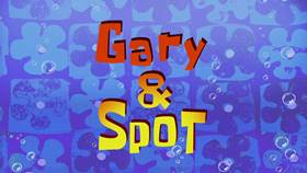 Screenshots from the 2019 United Plankton Pictures cartoon Gary & Spot