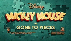 Screenshots from the 2019 Disney Television Animation cartoon Gone to Pieces