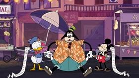 Screenshots from the 2019 Walt Disney Company (Southeast Asia) cartoon Master Hawker