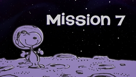 Screenshots from the 2019 DHX Media Ltd. cartoon Mission 7: The Journey on Orion