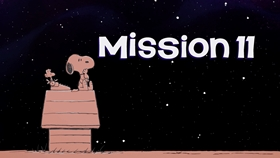 Screenshots from the 2019 DHX Media Ltd. cartoon Mission 11: The Next Mission