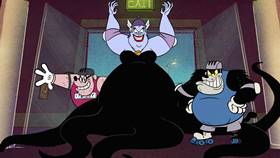 Screenshots from the 2020 Disney Television Animation cartoon Keep on Rollin