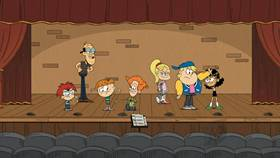 Screenshots from the 2021 Nickelodeon cartoon Flying Solo