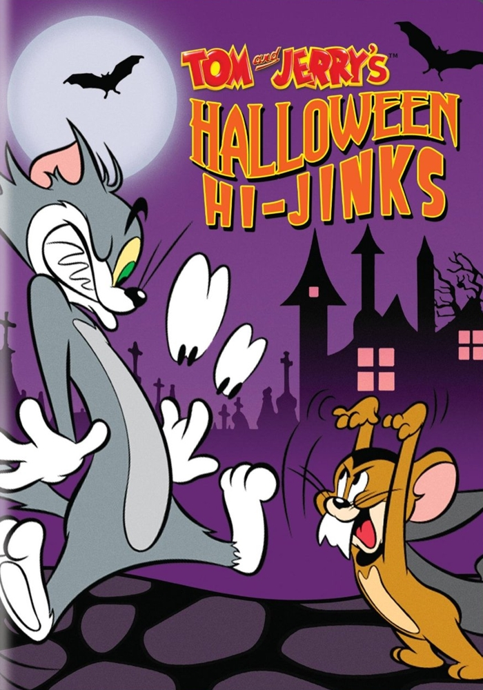 tom and jerry's halloween hijinks  the internet