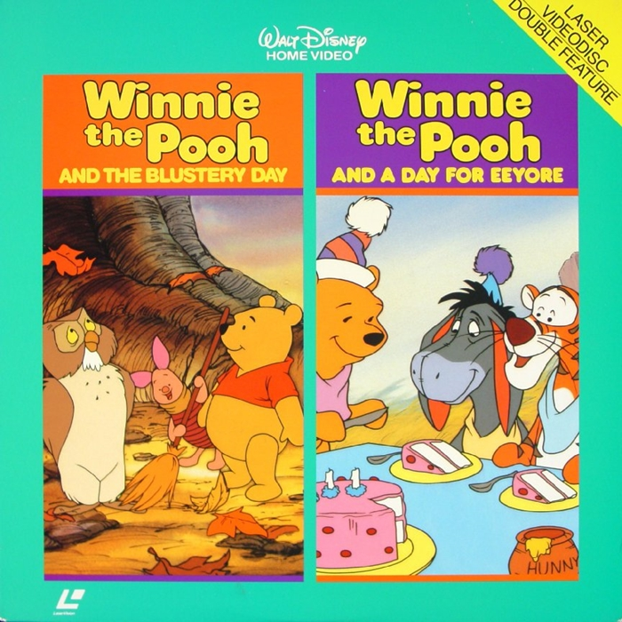 Winnie The Pooh And The Blustery Day / Winnie The Pooh And