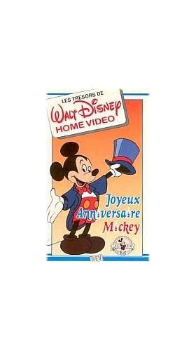 Joyeux Anniversaire Mickey The Internet Animation Database