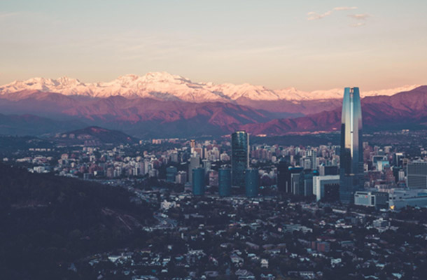 Why do you need to visit Santiago?