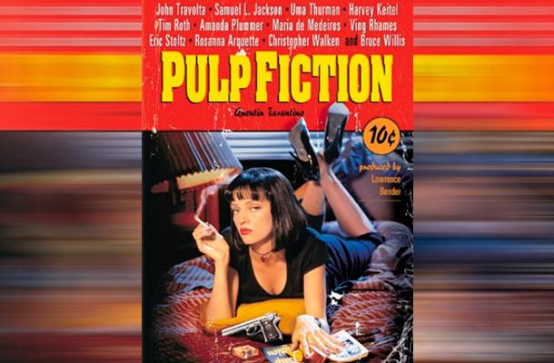 La banda sonora no oficial de Pulp Fiction