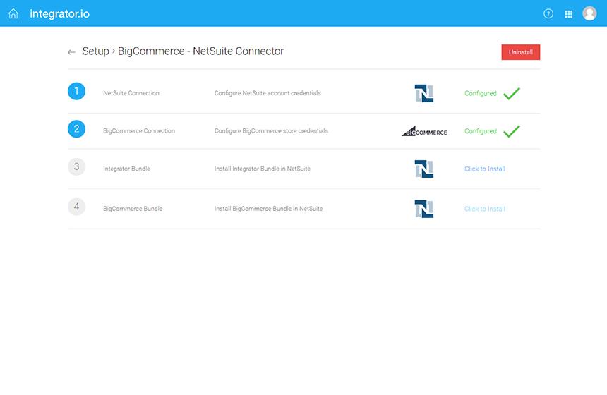 NetSuite SmartConnector by Celigo