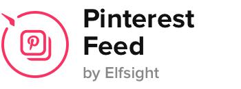 Pinterest Feed by Elfsight