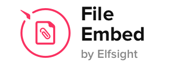 File Embed by Elfsight