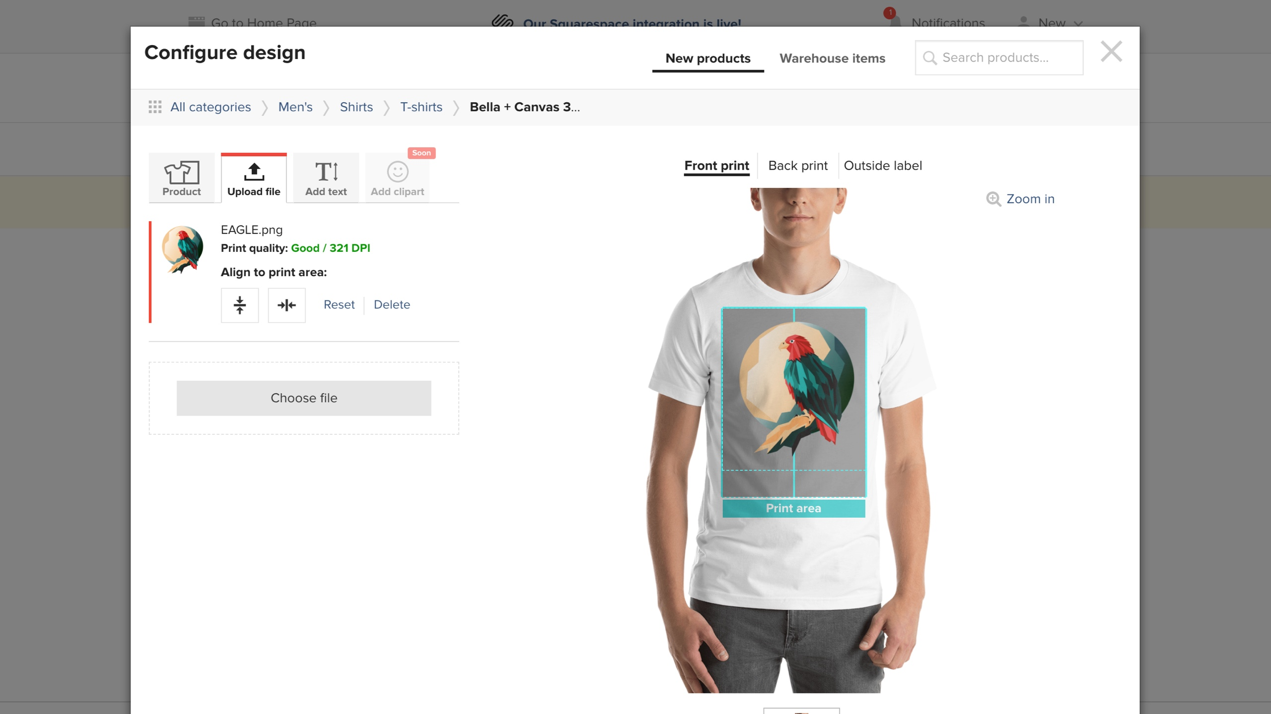 Printful: Print, Dropship and Fulfill T-Shirts on Demand