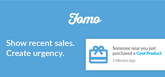 Fomo - Boost Sales with Social Proof