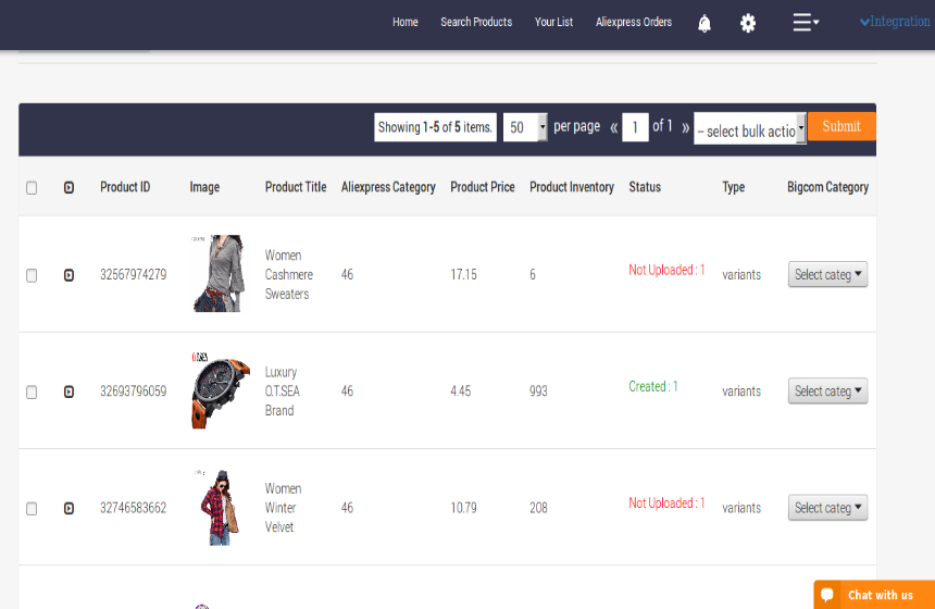Aliexpress Dropshipping By CedCommerce