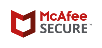 Verified by McAfee Secure