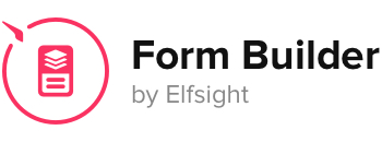 Form Builder by Elfsight