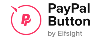 PayPal Button by Elfsight