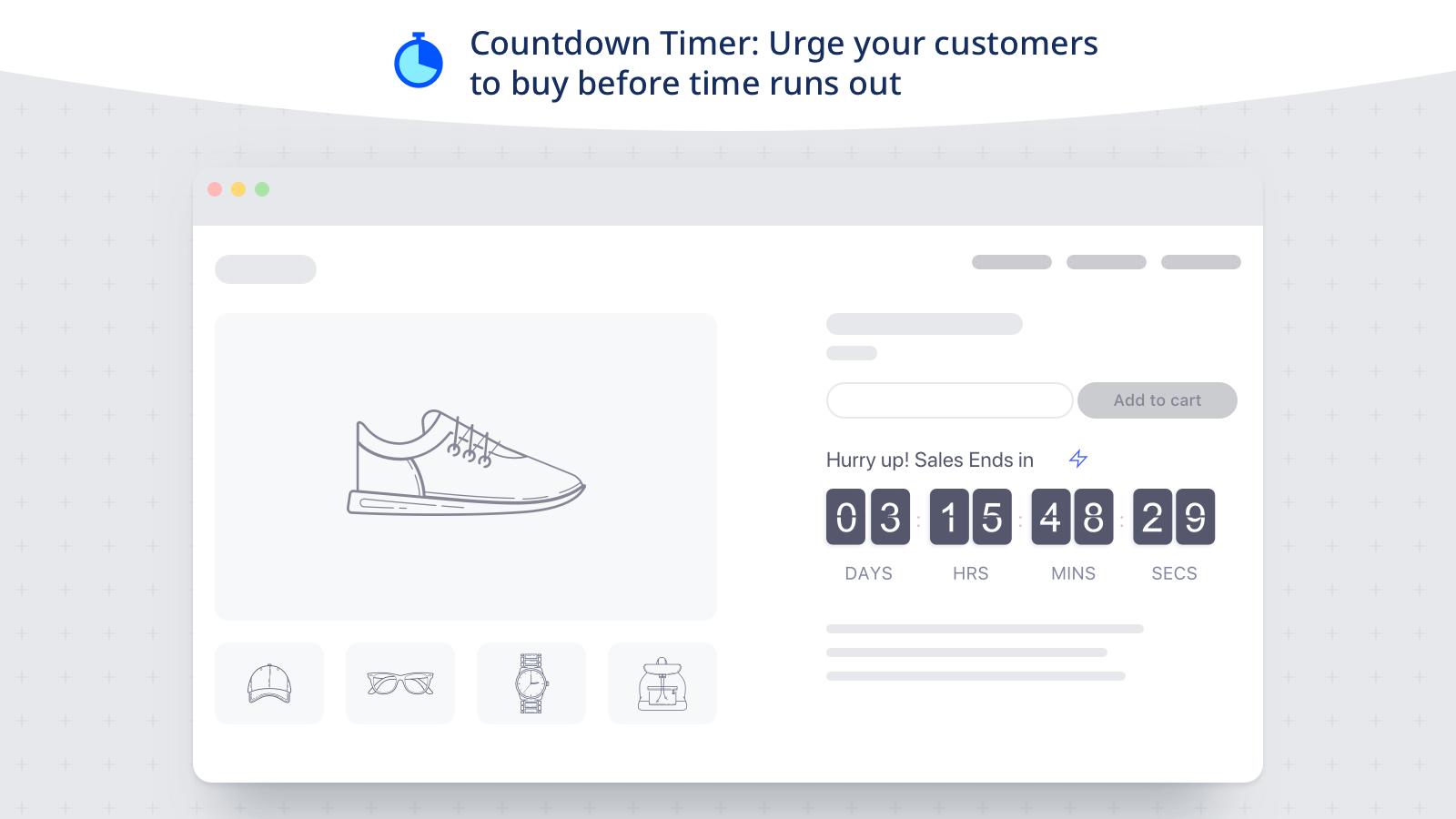 Countdown Cart by Beeketing | BigCommerce