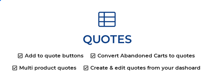 Quotes by FreshClick | BigCommerce