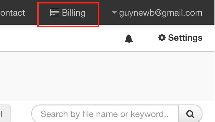 Identify Account Level billing