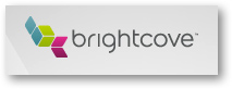 Brightcove logo for captioning integration