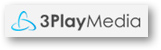 3Play Media logo for Panopto closed captions integration